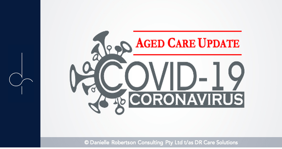 COVID-19 Aged Care Visitor Code Released: Residential Aged Care Sector