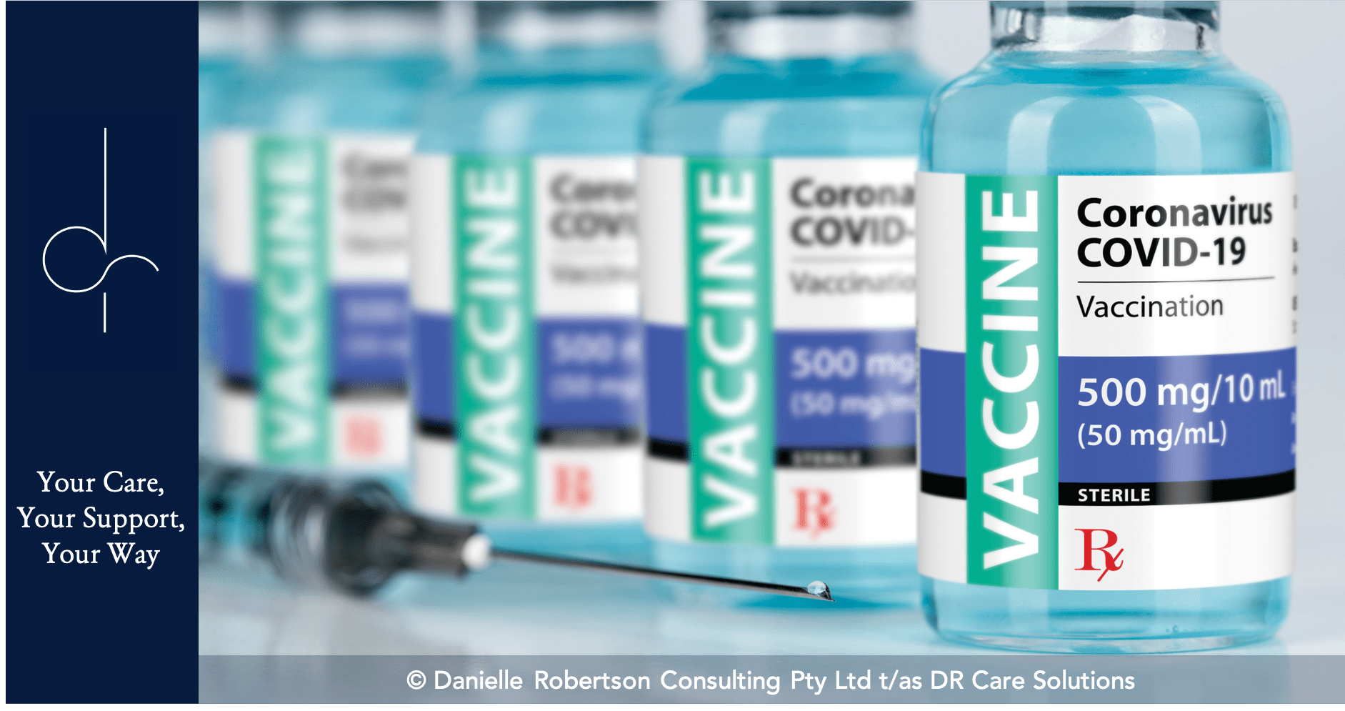 COVID-19 Vaccinations: Facts For Seniors & Persons With A Disability